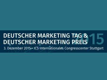 Deutscher Marketing Tag 2015