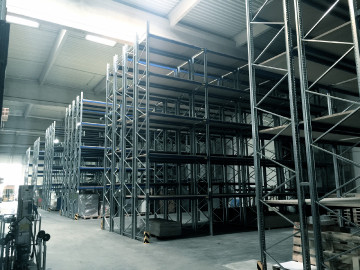 UNICBLUE expands its warehouse capacity