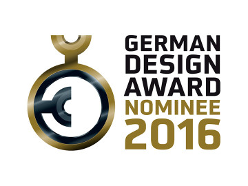 UNICBLUE nominated for the German Design Award